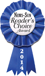 Voted Best Florist 2014 - Sebring Florida Florist - Reader's Choice Award