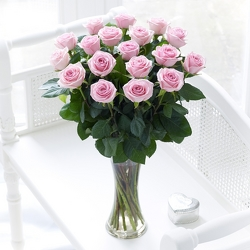 Eighteen Pink Roses Arranged from your Sebring, Florida florist