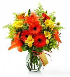 Lovely Fall from your Sebring, Florida florist