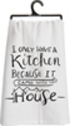 I Only Have A Kitchen Tea Towel from your Sebring, Florida florist