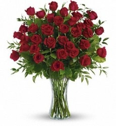Three dozen red roses arranged from your Sebring, Florida florist