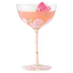 Lolita Glass Pink Lady Coupe from your Sebring, Florida florist