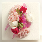 Blushing Beauty Corsage from your Sebring, Florida florist