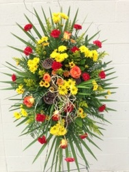 Rustic Standing Spray from your Sebring, Florida florist