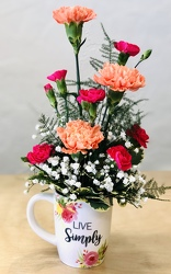 Mug Of Inspiration from your Sebring, Florida florist
