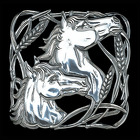 Arthur Court Horses & Wheat Trivet from your Sebring, Florida florist