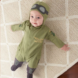 Baby Pilot 2-Pc. Layette Set from your Sebring, Florida florist