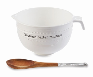 Batter Matters Mixing Bowl Set from your Sebring, Florida florist