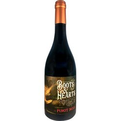 Boots And Hearts Pinot Noir Wine from your Sebring, Florida florist