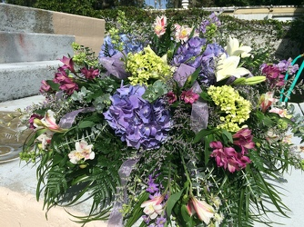 Spray of Lavendar from your Sebring, Florida florist