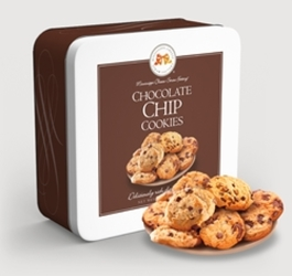 Chocolate Chip Cookies Gift Tin from your Sebring, Florida florist