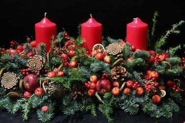 Grand Christmas from your Sebring, Florida florist