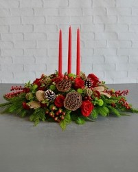 Christmas Glow from your Sebring, Florida florist