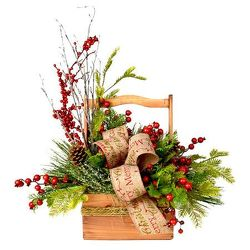 Christmas In The Country from your Sebring, Florida florist