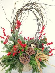 Christmas Greetings from your Sebring, Florida florist