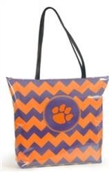 Clemson Tigers Shopper Tote from your Sebring, Florida florist