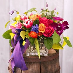 Blooms Cubed from your Sebring, Florida florist
