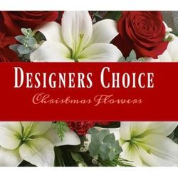 Designer's Choice Christmas Arrangement from your Sebring, Florida florist