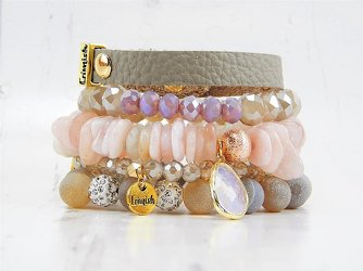Paige Stack Bracelet Set from your Sebring, Florida florist