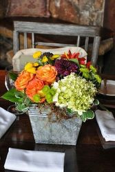 Galvanized Mix from your Sebring, Florida florist