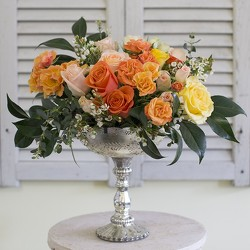 Fall Pedestal from your Sebring, Florida florist