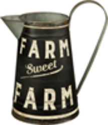 Farm Sweet Farm Pitcher from your Sebring, Florida florist