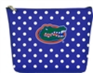 Gators Polka Dot Pouch from your Sebring, Florida florist