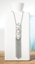 Petite Cache Tassel Necklace from your Sebring, Florida florist