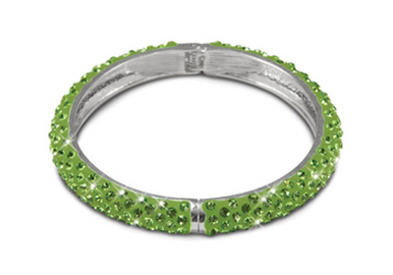 Green Bangle from your Sebring, Florida florist