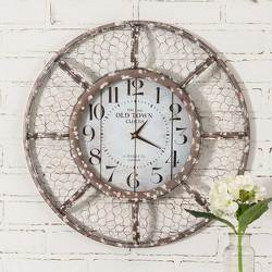 Henhouse Wall Clock from your Sebring, Florida florist