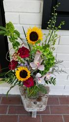 Rustic Greetings from your Sebring, Florida florist