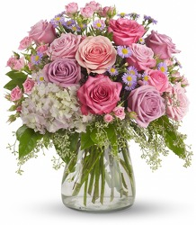 Blushing Beauty from your Sebring, Florida florist