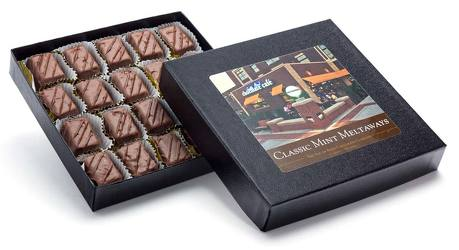 South Bend Classic Mint Meltaways Chocolates from your Sebring, Florida florist