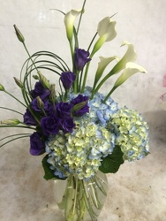 Heavenly Blues from your Sebring, Florida florist