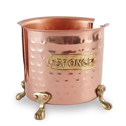 Copper Sponge Holder from your Sebring, Florida florist