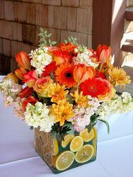 Orange You Glad You Are In Florida from your Sebring, Florida florist