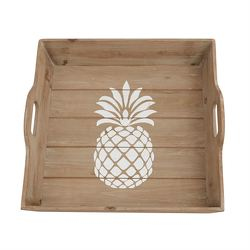 Mud Pie Pineapple Tray from your Sebring, Florida florist