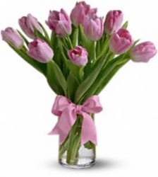 Pink Tulips from your Sebring, Florida florist