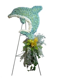 Dolphin spray from your Sebring, Florida florist