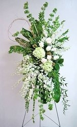 Simplicity in White from your Sebring, Florida florist