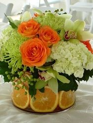 Summer of Orange from your Sebring, Florida florist