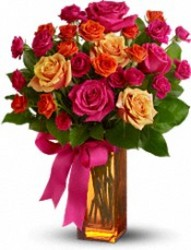 Sunset Kiss from your Sebring, Florida florist