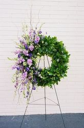 Wreath of Comfort from your Sebring, Florida florist