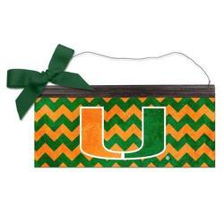 University of Miami Spirit Sign from your Sebring, Florida florist