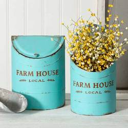 Farmhouse Kitchen Bins from your Sebring, Florida florist
