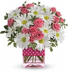 Polka Dots & Posies from your Sebring, Florida florist