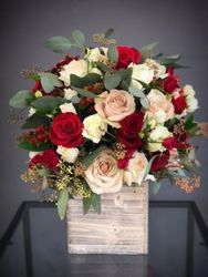 Love Boxed from your Sebring, Florida florist