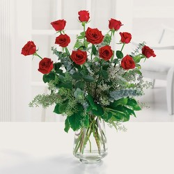A Dozen Red Roses from your Sebring, Florida florist