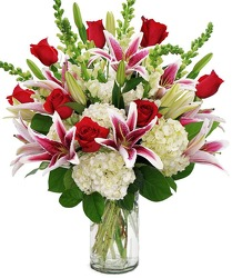 Very Valentine from your Sebring, Florida florist