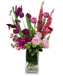 Violet Potpourri from your Sebring, Florida florist